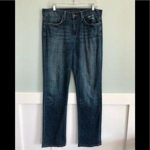 Joe's Classic fit jeans. Blake wash